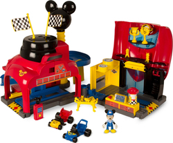 As Company Mickey Roadster Racers