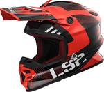 LS2 MX456 Light Evo Rallie Red