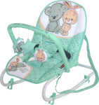 Lorelli Bertoni Top Relax Green&Grey Friends