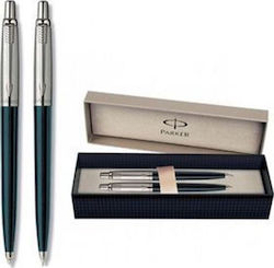 Set στυλο-μηχανικο parker special black ct set