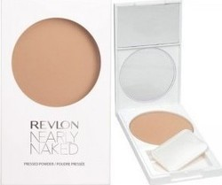 Revlon Nearly Naked Pressed Powder 040 Medium Deep