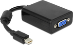 Powertech mini DisplayPort male - VGA female (PTH-013)