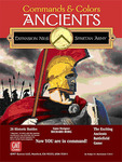 GMT Games Commands & Colors Ancients Expansion 6 Spartan Army