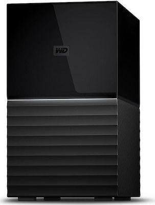 Wd my book duo 16tb test