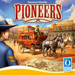 Queen Games Pioneers