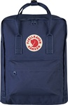 Fjallraven Kanken 23510-540-902 Royal Blue-Pinstripe Pattern