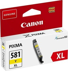 Canon CLI-581Y XL Yellow (2051C001)