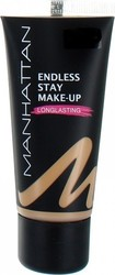 Manhattan Endless Stay Longlasting Foundation 64 Rose Beige 30ml