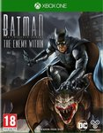 Batman The Enemy Within The Telltale Series XBOX ONE