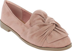 IQSHOES Γυναικεία Μπαλαρίνα 1A52 Ροζ - pink - 1A52 PINK-pink-37/4/215/68