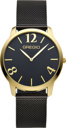 Gregio Simply Gold Case Stainless Steel GR112021