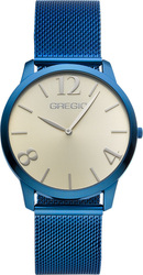 Gregio Simply Rose Milanese Blue GR112052