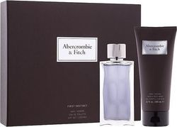 Abercrombie & Fitch First Instinct Eau de Toilette 100ml & Hair and Body Wash 200ml