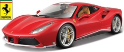 "Bburago Ferrari 488 GTB ""The Schumacher"" Limited Edition"