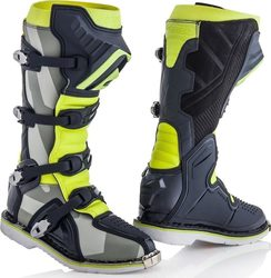 Acerbis X-Pro V. Boots Grey/Yellow