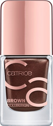 Catrice Cosmetics Brown Collection Nail Lacquer 01 Fashion Addicted