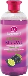 Dermacol Aroma Ritual Bath Foam Grapes With Lime 500ml