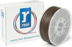 Real Filament ABS 1.75mm Brown 1kg