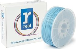 Real Filament ABS 1.75mm Light Blue 1kg