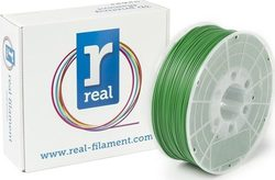 Real Filament ABS 1.75mm Green 1kg