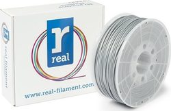 Real Filament ABS 2.85mm Silver 1kg