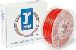 Real Filament PLA 1.75mm Red 1kg