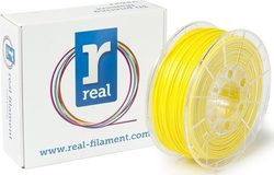Real Filament PLA 2.85mm Fluorescent Yellow 1kg