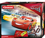 Carrera GO Disney/Pixar Cars 3 - Fast Friends