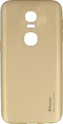 Remax Reck Back Cover Μπεζ (Lenovo K6 Note)