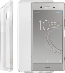 Idol 1991 Air Slim TPU Διάφανο (Xperia XZ1)