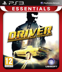 Driver San Francisco (Essentials) PS3