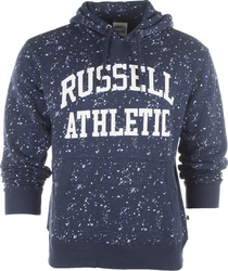 Russell Athletic Pull Over Hoody Allover A7-013-2