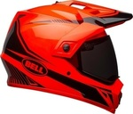 Bell MX-9 Adventure Mips Gloss Hi-Viz Orange/Black Torch