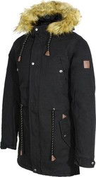 GARAGE MENS PARKA - GAM218-01217-BLACK