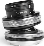 Lensbaby Composer Pro II With Sweet 80 (Sony A)