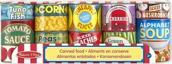 Melissa & Doug Playset Canned Food