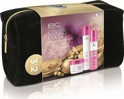 Schwarzkopf BC Bonacure Color Freeze Set Gift Bag