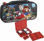 Ardistel Game Traveler Mario Odyssey Case Pack Switch