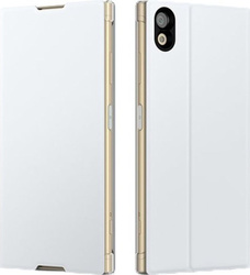 Sony Style Cover Stand SCSG70 Λευκό (Xperia XA1 Plus)