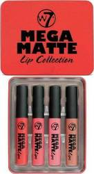 W7 Cosmetics Mega Matte Lip Collection
