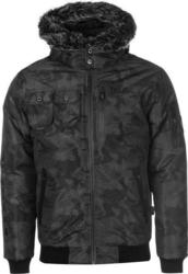 Everlast Fur Zip 606061 Charcoal