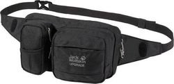 Jack Wolfskin Uprade Belt Bag 86407-6000 Black