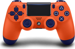 Sony Dualshock 4 Controller Sunset Orange