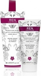 Ren Morocan Rose Hand Balm 50ml