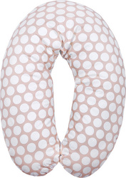 Lorelli Bertoni Breast Pillow 190 cm - Beige Circles 0022dd5580c