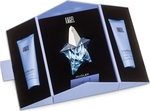 Mugler Angel Eau de Parfum Refillable 50ml, Body Lotion 100ml & Shower Gel 100ml