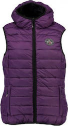 GEOGRAPHICAL NORWAY JACKET VEST VENEZIA WP613F ΜΩΒ