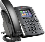 Polycom VVX 401 Skype for Business, POE