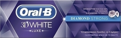 Oral-B 3D White Luxe Diamond Strong 75ml