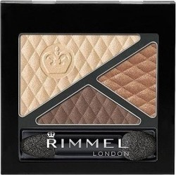 Rimmel London Glam Eyes Trio Eyeshadow 650 Summer Chic